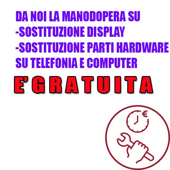 MANODOPERA GRATIS