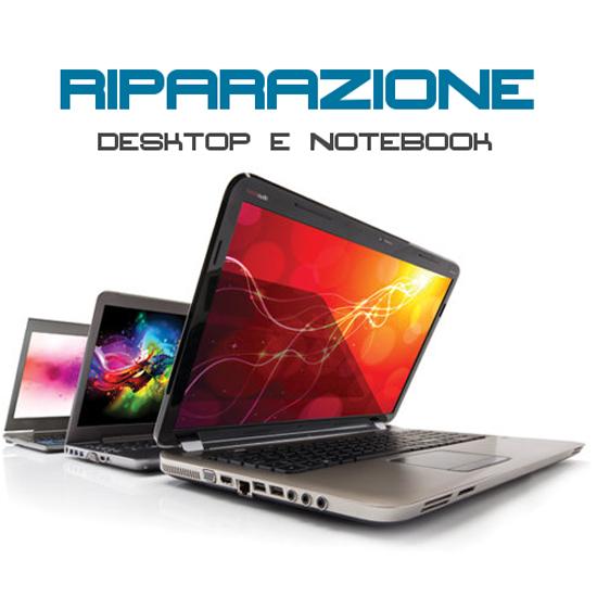 RIPARAZIONE PC