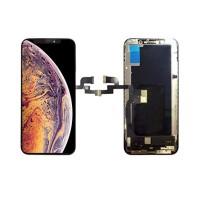 IPHONE XS X S LCD DISPLAY ASSEMBLATO COMPATIBILE COLORE BLACK NERO